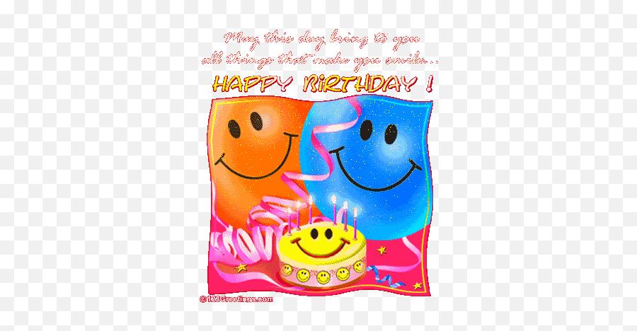 Happy Birthday - Ucapan Selamat Ulang Tahun Emoji