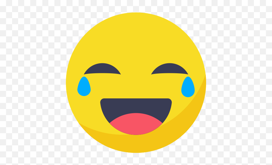 Laugh And Cry Png Transparent Laugh And Cry - Lol Smiley Face Png Emoji,Laugh Cry Emoji Png