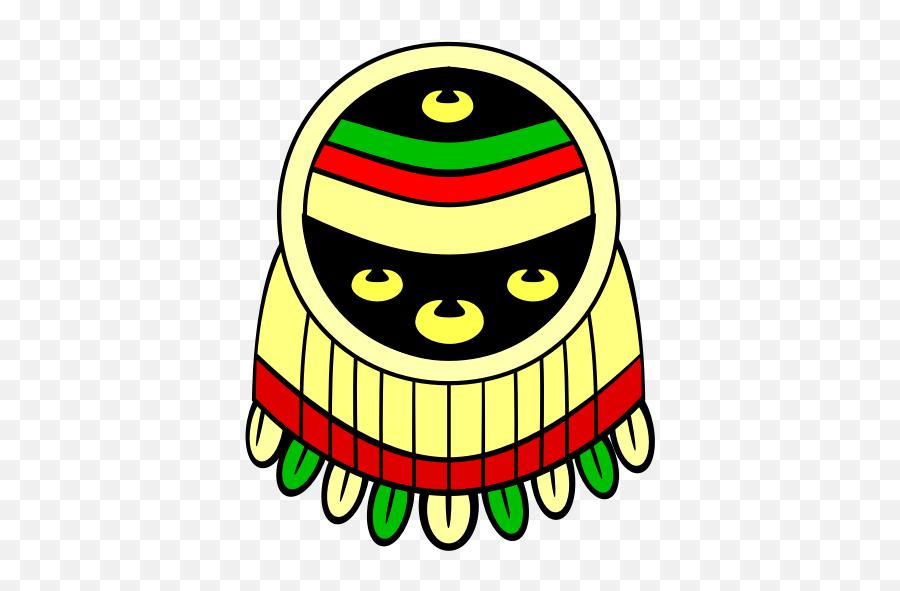 Aztec Shield Image - Dibujos Aztecas En Escudos Emoji,Crown Emoticon