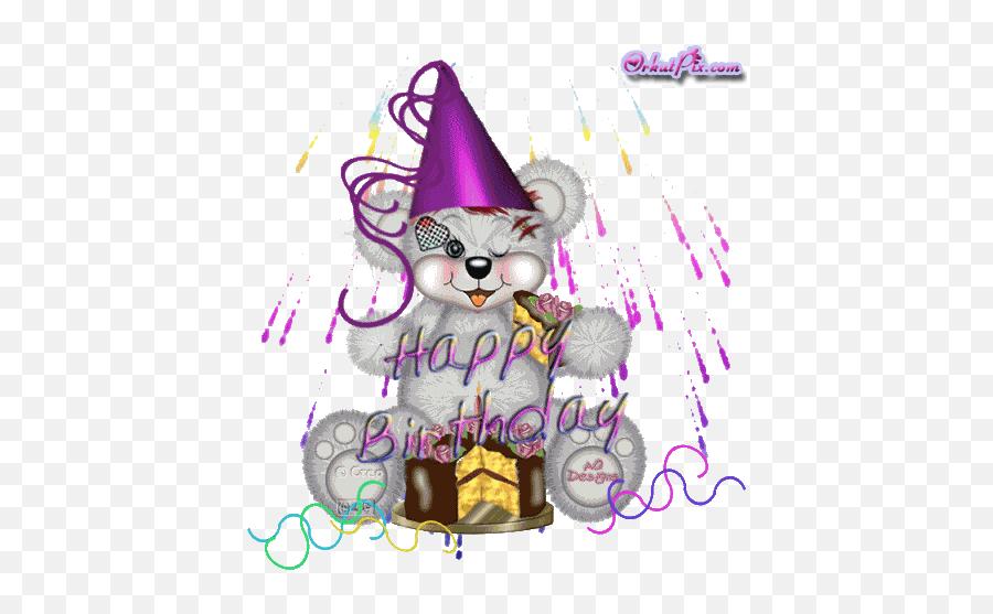 Glitter Birthday Wishes - Animated Birthday Images With Glitter Emoji,Happy Birthday Emoji Text Copy