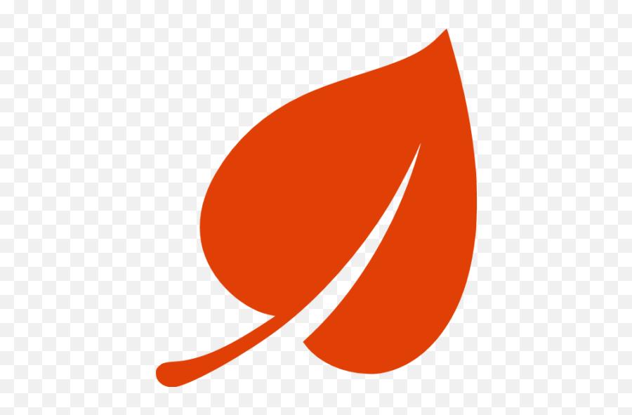 Soylent Red Leaf Icon - Leaf Icon Free Emoji,Snowflake Sun Leaf Leaf Emoji