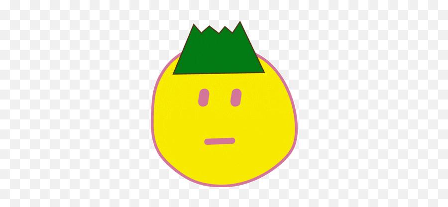 Emoji Yellow Sticker - Emoji Yellow Kitsch  Discover  Happy