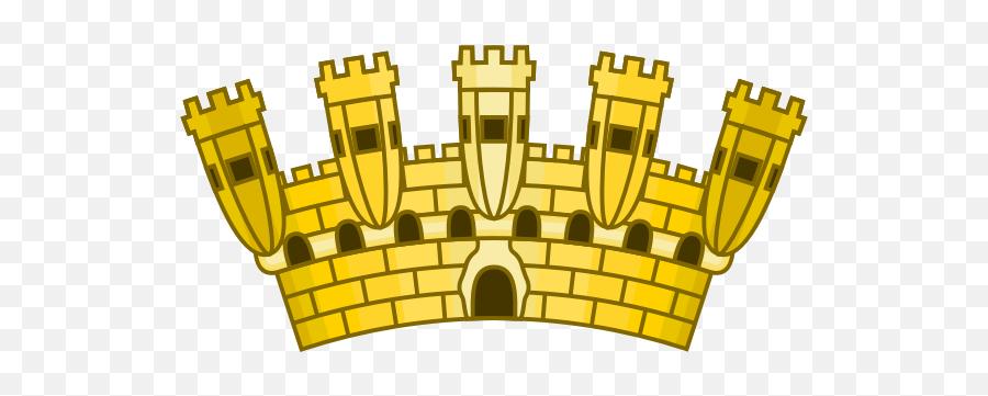 Castle Crown - Malta Coat Of Arms Png Emoji,Crown Emoticon