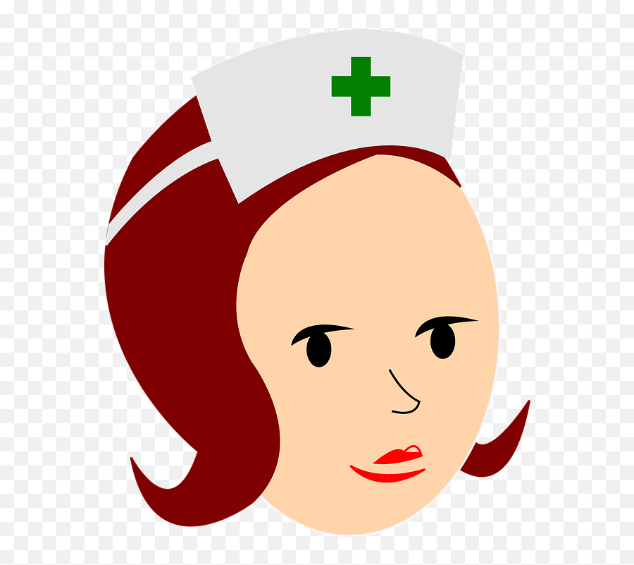 Free Pharmacy Medicine Vectors - Nurse Clip Art Emoji