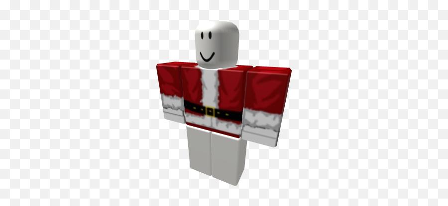 Santa Clause Shirt - Roblox Roblox Bloody Shirt Emoji,Santa Clause Emoticon