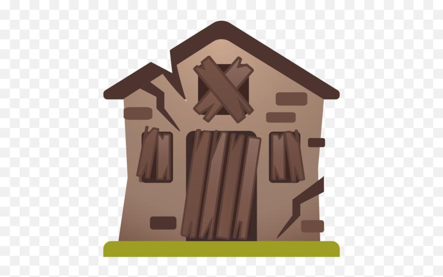 Derelict House Emoji Trap House Emoji Free Transparent Emoji Emojipng Com