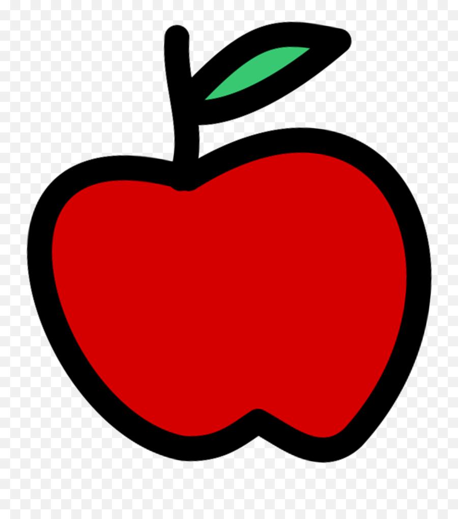 School Apple Sticker By Zonkt For Ios - Transparent Apple Animated Gif Emoji,Apple Animated Emojis