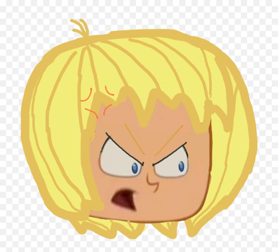 Rage Meme Megusta Fuuuuuuuuuuuuuuuuuuuuuuuuuuuck Jeffy - Cartoon Emoji