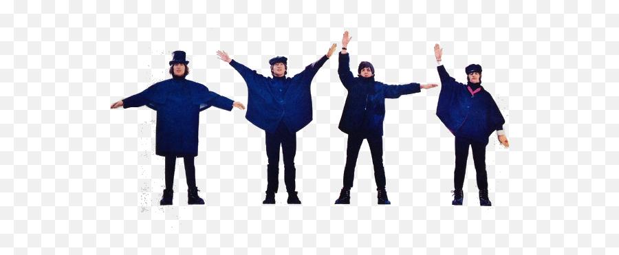 A - Beatles Help Mono Emoji