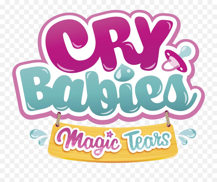 Cry Babies Magic Tears Clipart - Cry Babies Magic Tears Invitation Emoji,Crocodile Tears Emoji