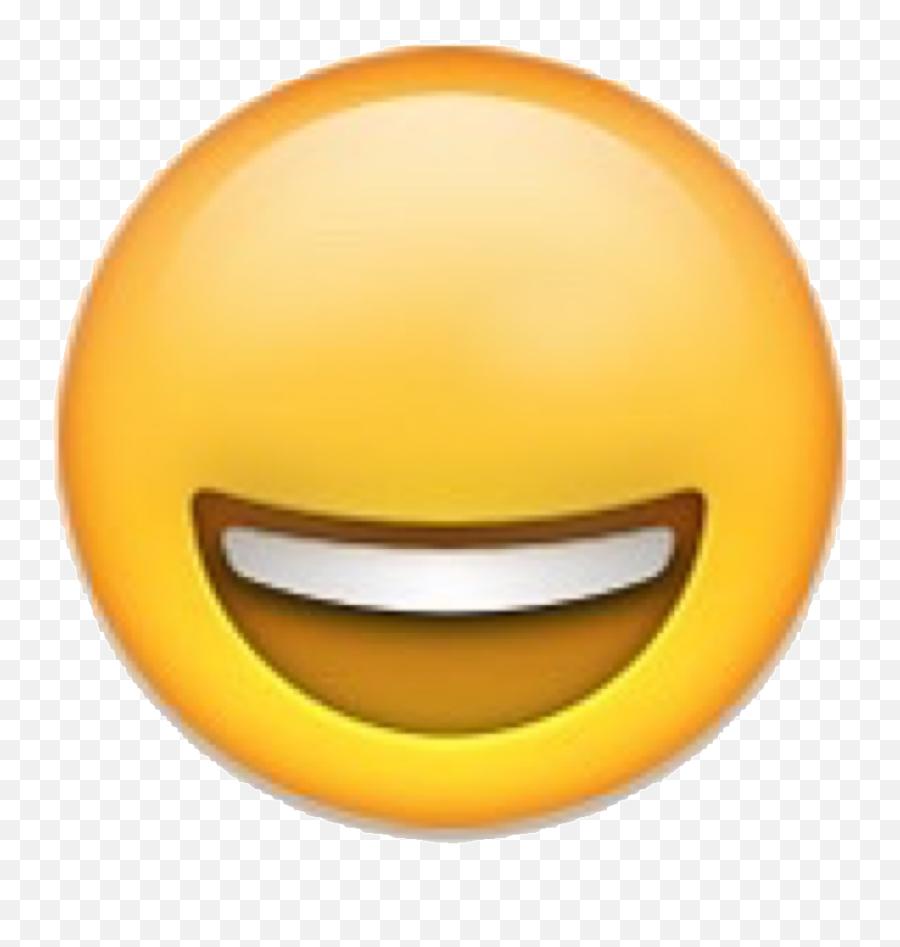 Emoji Smiling Noeyes Sticker - Laughing Emoji Without Tears,Emoji Smile