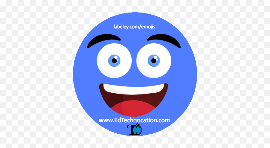 Create Your Own Emojis For The Classroom - Smiley
