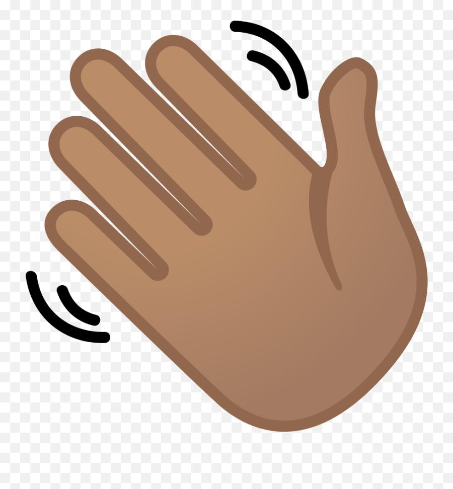 Hand emoji winkende 👋 Waving