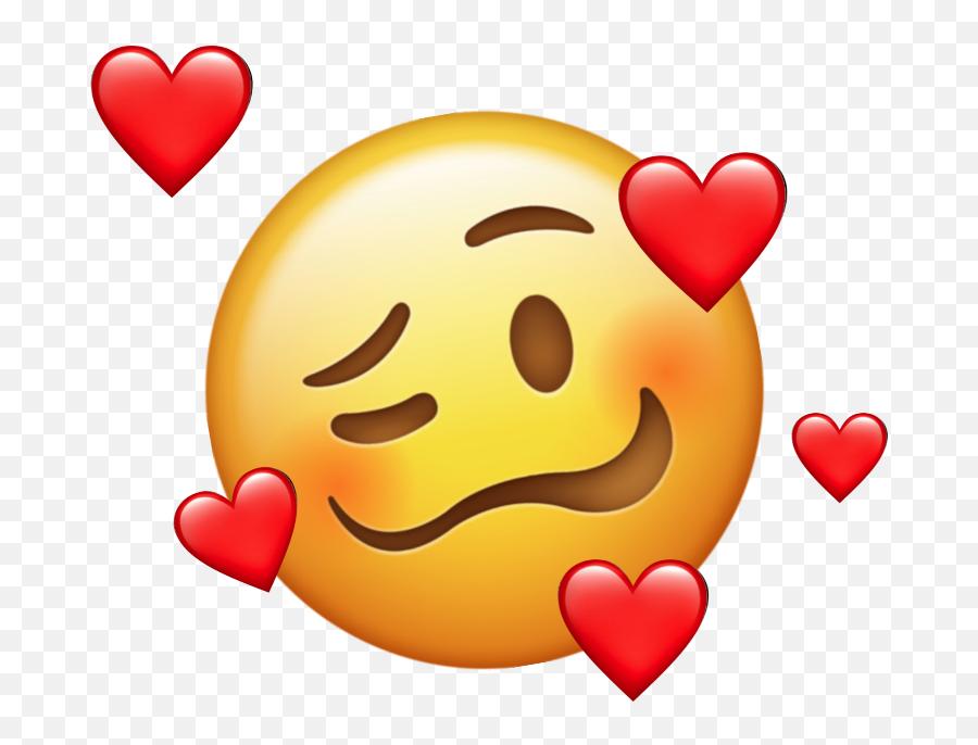 Emoji Aesthetic Tumblr Emojis Heart - Aesthetic Love Emojis,Aesthetic Emojis