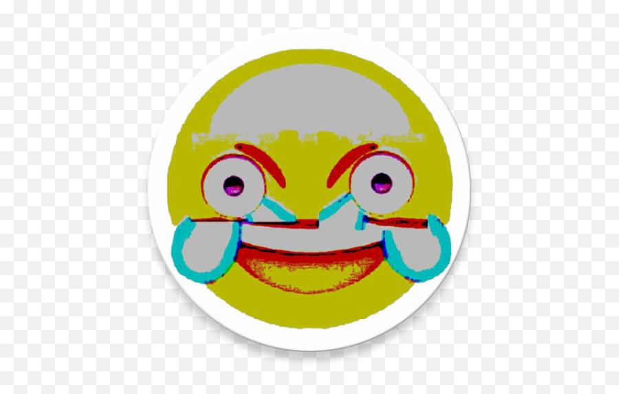 Deep Fryer - Deep Fried Meme Emoji,Laughing Crying Emoji Meme