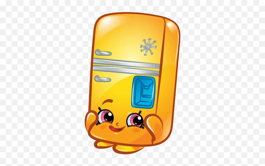Shopkins - Shopkins Fridge Emoji