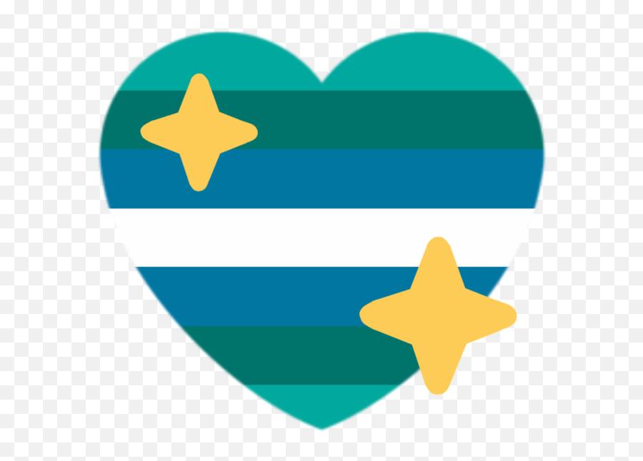Sparkle Heart - Flag Emoji,Sparkling Heart Emoji