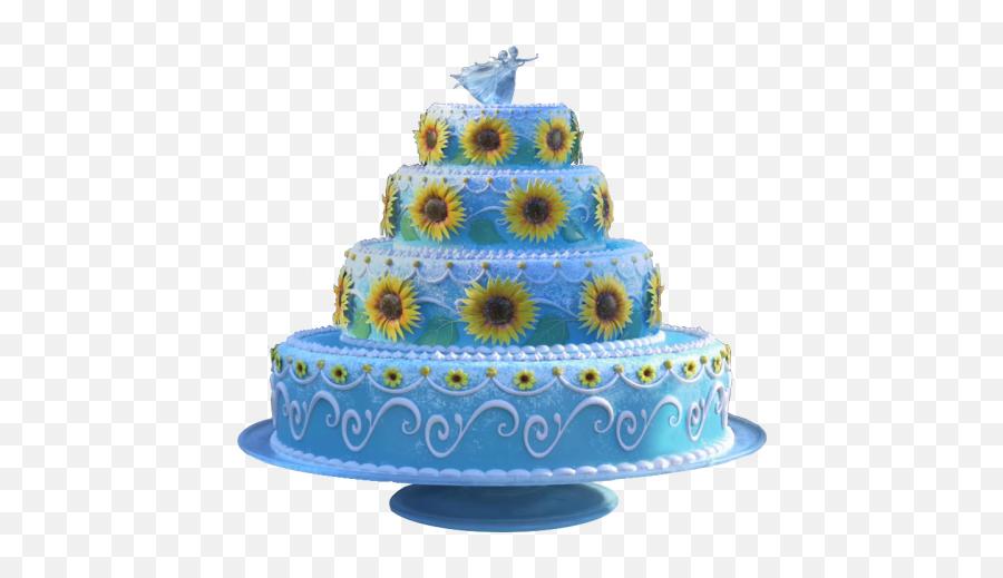 Frozen Cakes Png U0026 Free Frozen Cakespng Transparent Images - Bolo Da Frozen Fever Emoji,Iphone Cake Emoji