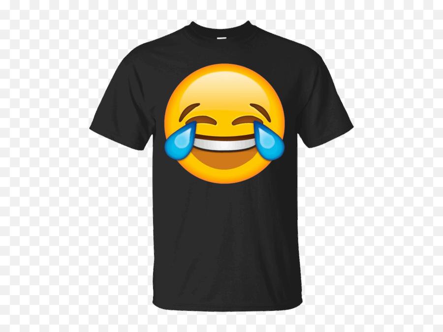 Emoticon Face Tears Of Joy Emoji T - Shirt T Shirt Laughing Worm On A String Shirt,Laughing Emoji