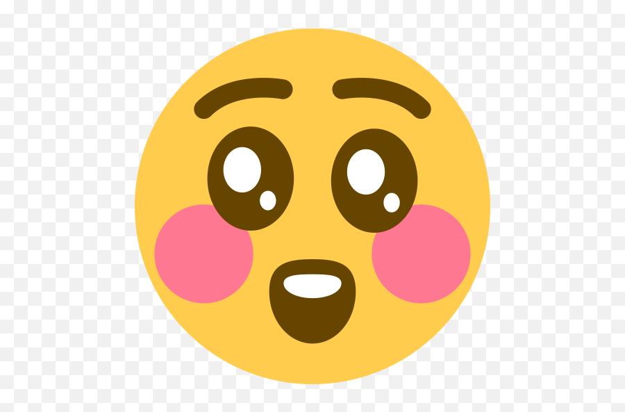 Ahegao Emoji - Discord