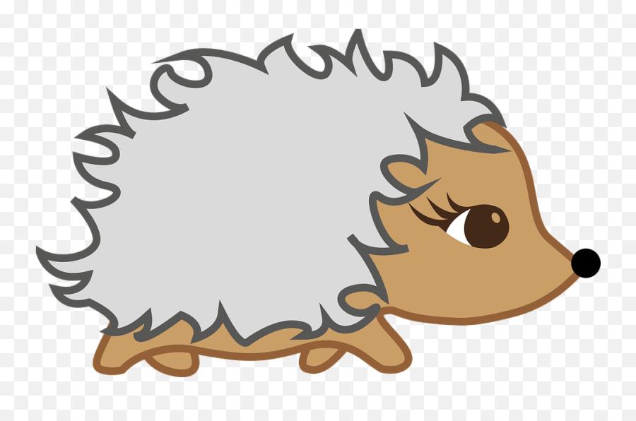 Free Garden Flower Vectors - Cartoon Hedgehog No Background Emoji,Weed Emoticon