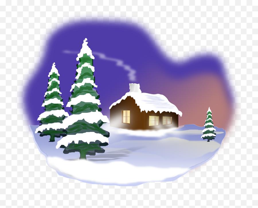 Free Cold Winter Vectors - Clip Art Winter Holidays Emoji,Christmas Tree Emoticon