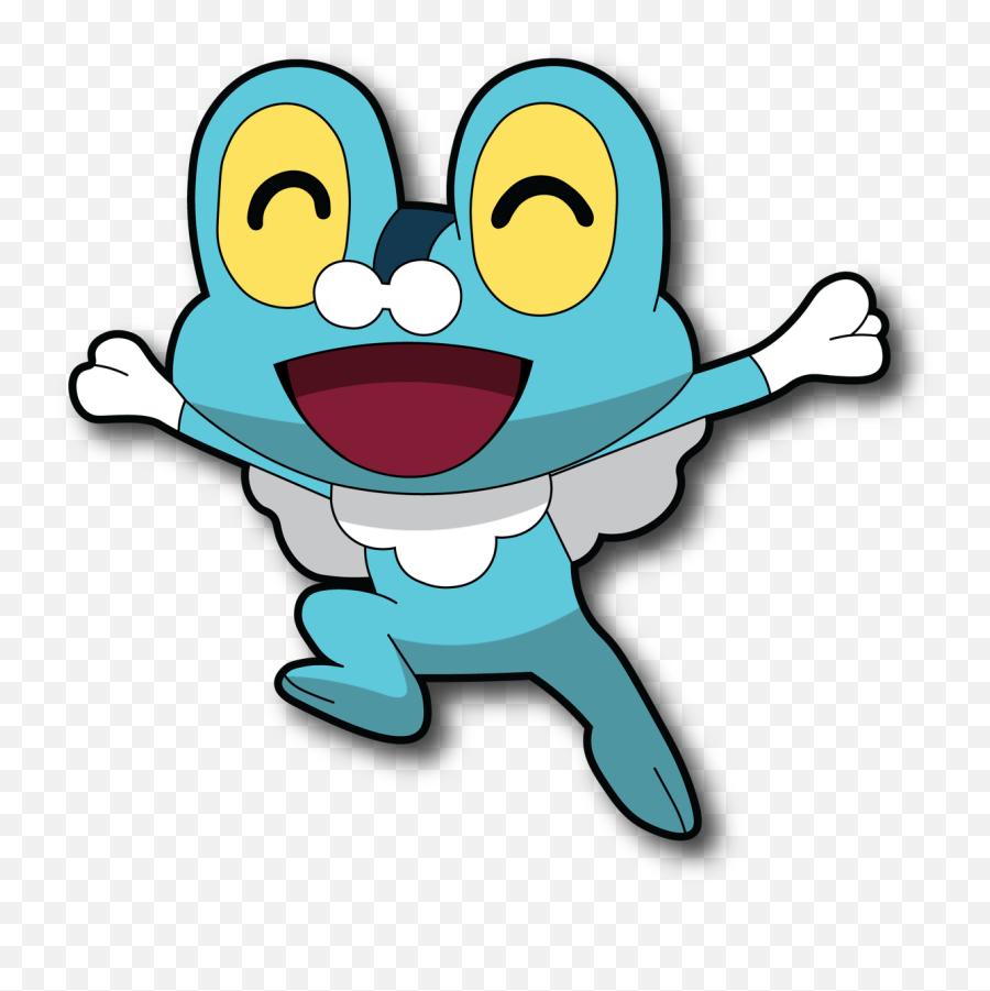 Frog Guy - Froakie Sticker Emoji,Lewd Emoticon