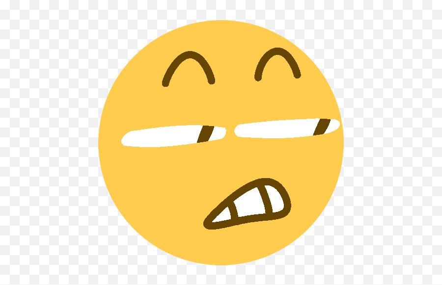 Discord Emoji - Transparent Emotes For Discord,Ahegao Emoji