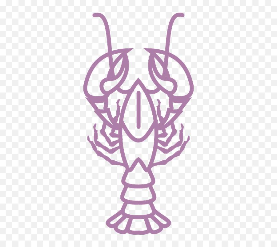Free Cancer Crab Vectors - Cartoon Drawing Lobster Emoji,Weed Emoticon