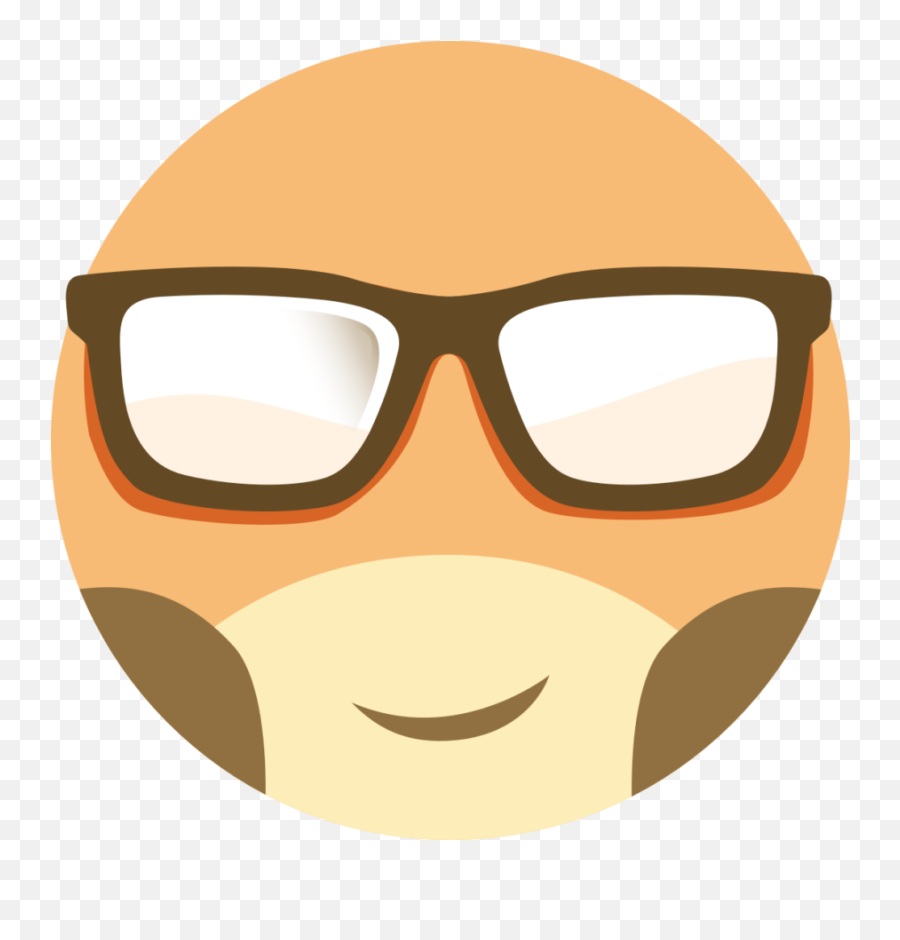 Emoji Design - International Student Association Isa Full Rim,Zany Face Emoji