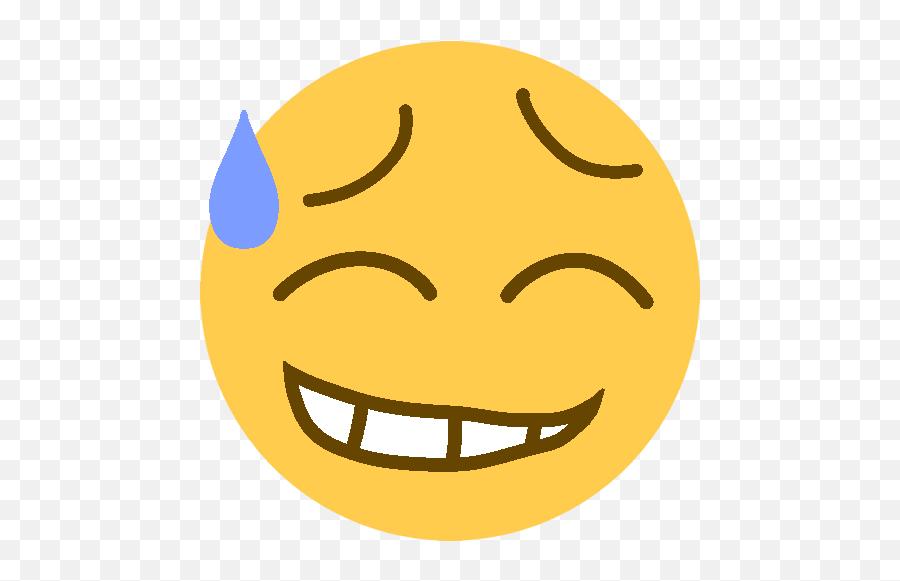 Discord Emoji - Smiley,Ahegao Emoji