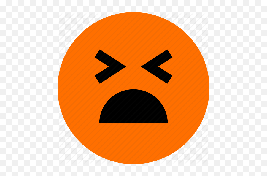 Faces And Emotions - Crying Red Icon Emoji,Loudly Crying Emoji