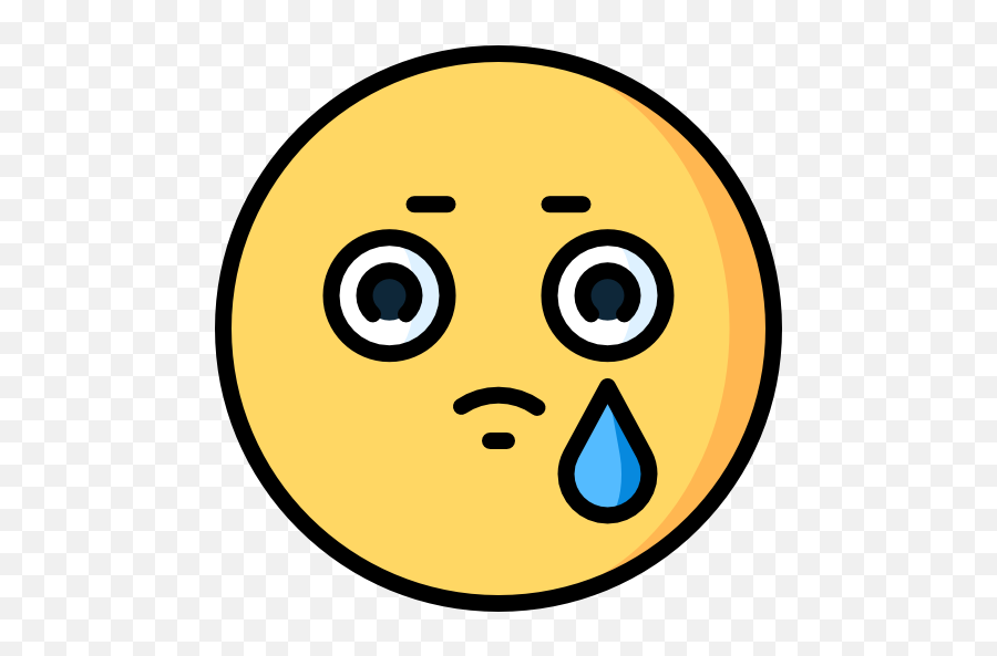 Crying - Llanto Png Emoji,Crying Face Emoticon
