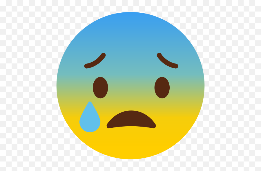 Crying Icon - Upset Cry Emoji Png,Crying Emoticon