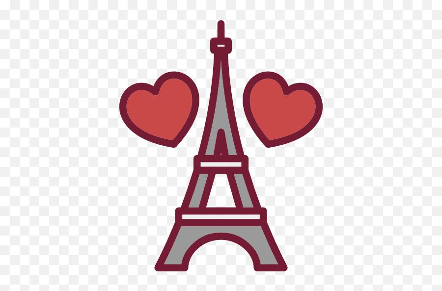 Eiffel Tower Free Vector Icon Designed - Eiffel Tower Clip Art With Hearts Emoji,Eiffel Tower Emoji Iphone