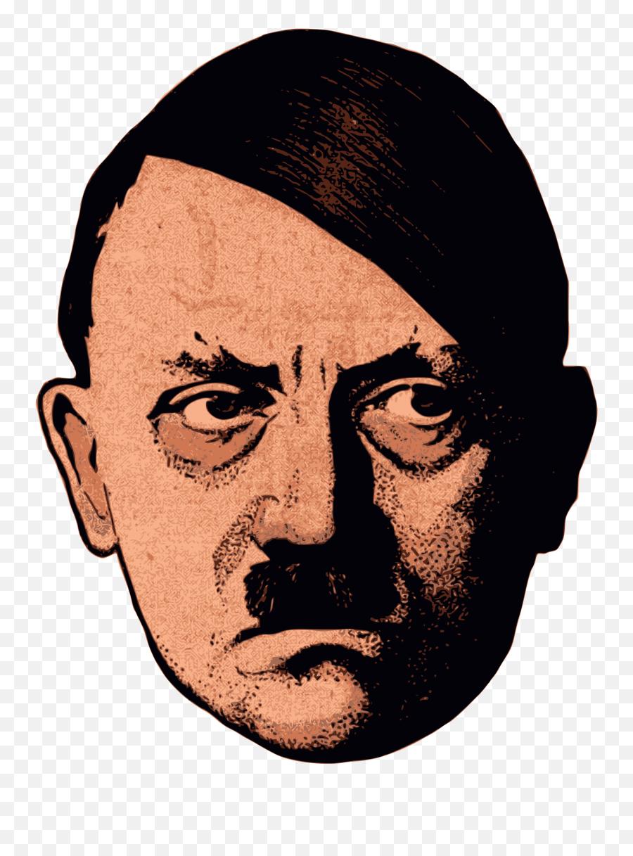 Hitler Vector Emoji Transparent Png - Funny Happy New Year 2020,Pewdiepie Emojis
