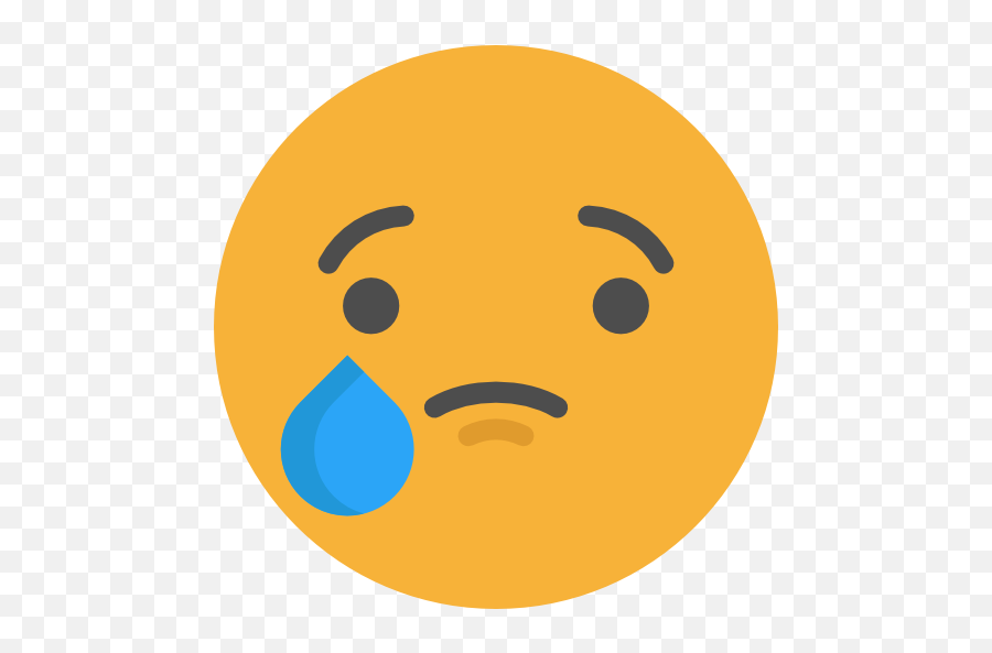 Crying Emoticons Emoji Feelings Smileys Icon - Feelings Crying,Angry Crying Emoji