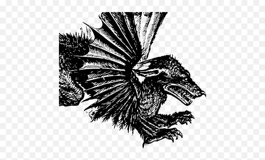 Angry Dragon Head - Portable Network Graphics Emoji,Crown Emoticon