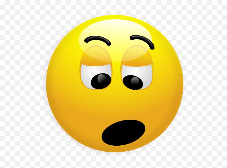 Sm 2 - Smiley Bored Emoji,Sparkling Heart Emoji