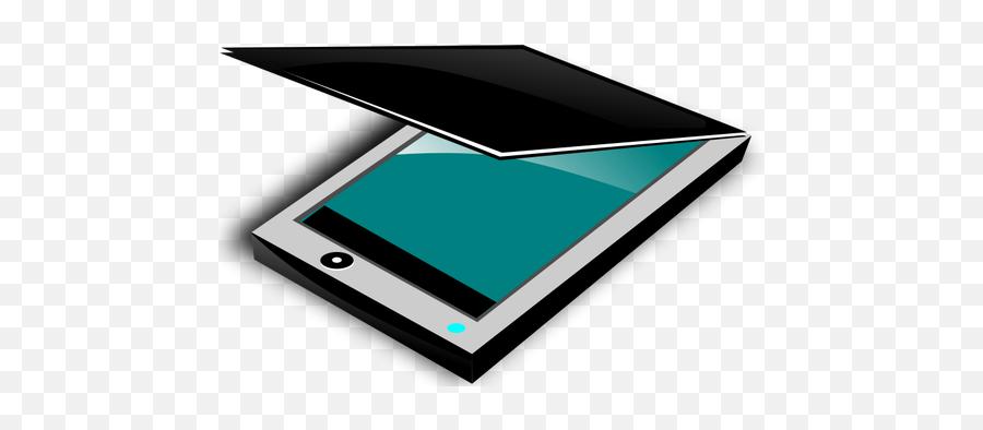 Color Flatbed Scanner Vector Clip Art - Scanner Clipart Emoji,Bed Emoji Iphone