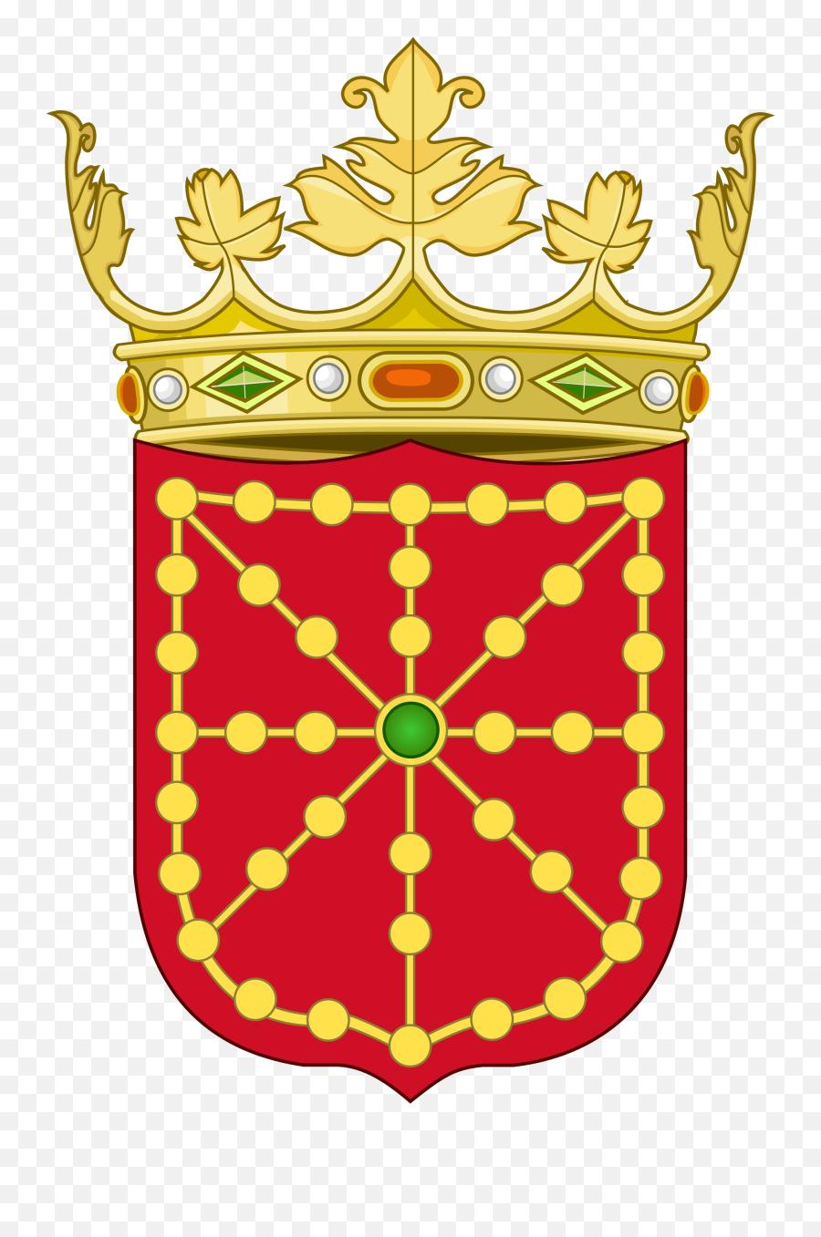 2 - Kingdom Of Navarre Emoji,Crown Emoticon