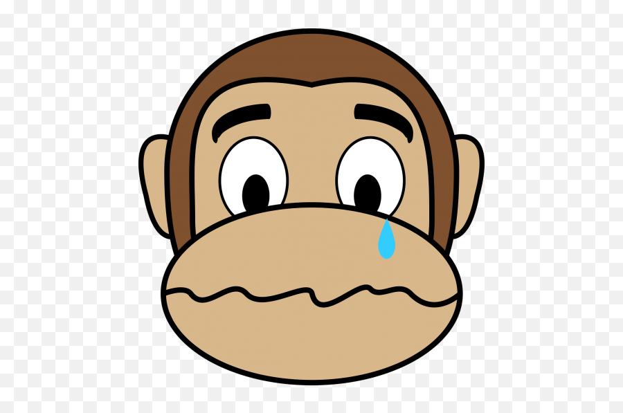 Free Photos Crying Search Download - Needpixcom Monkey Face Cartoon Emoji,Tearful Emoji