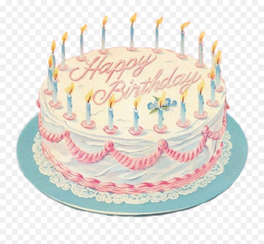Popular And Trending Cake Stickers On Picsart - Charlotte Bronte Birthday Emoji,Iphone Cake Emoji