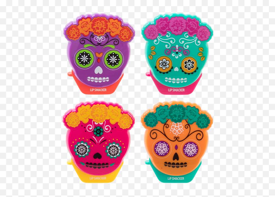Lip Smacker Day Of The Dead Flip Balm Collection - Lip Smacker Chili Mango Emoji,Mouth Watering Emoji