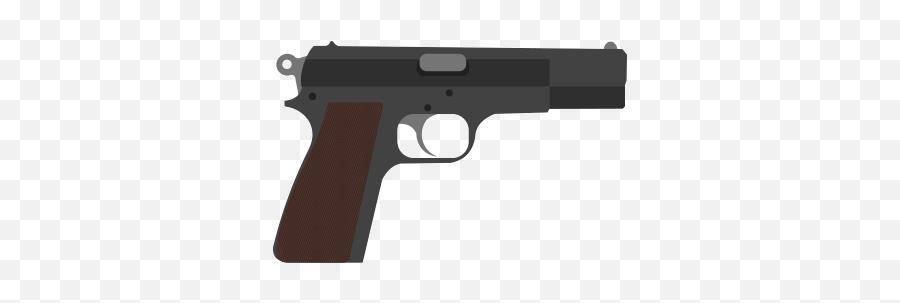 Ammoji - Pistol Emoji,Apple Gun Emoji