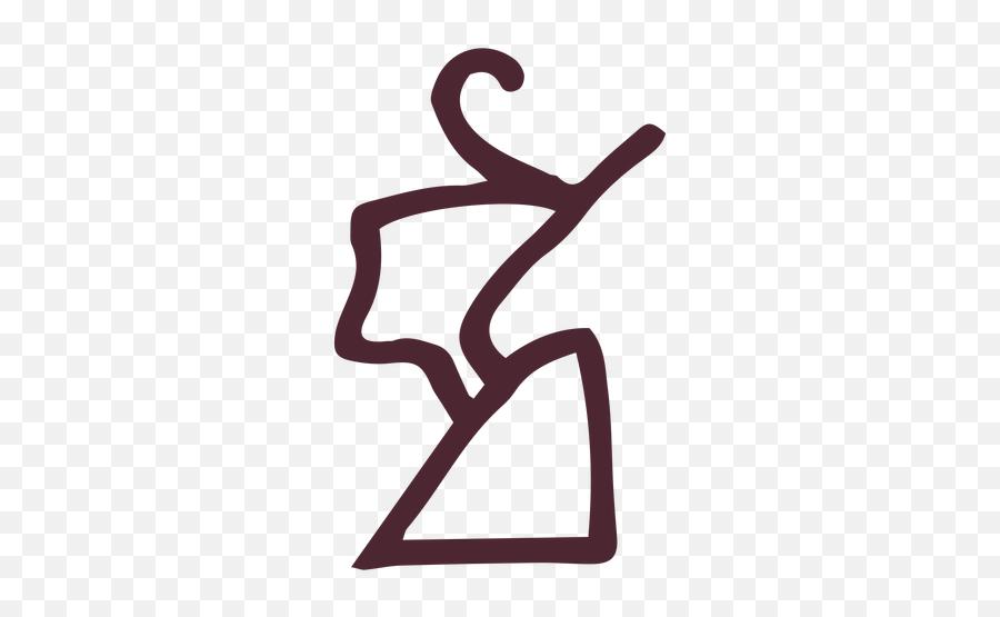 Egyptian Crown Hieroglyphics Symbol - Transparent Png U0026 Svg Transparent Hieroglyphics Vector Emoji,Crown Emoticon