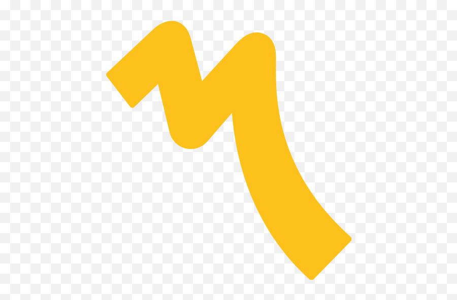 Part Alternation Mark Emoji For - Part Alternation Mark Emoji,\m/ Emoji