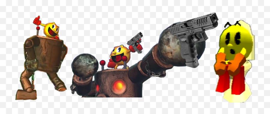 Discord Emoji Pac 1 - Revolver