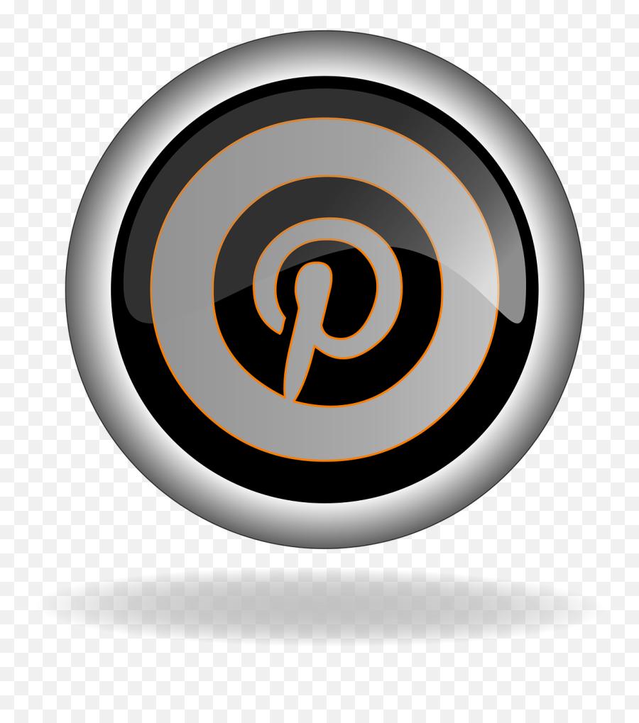 Pinterest Social Media Social Network Internet Social Media - Social Media Emoji,Crown Emoticon