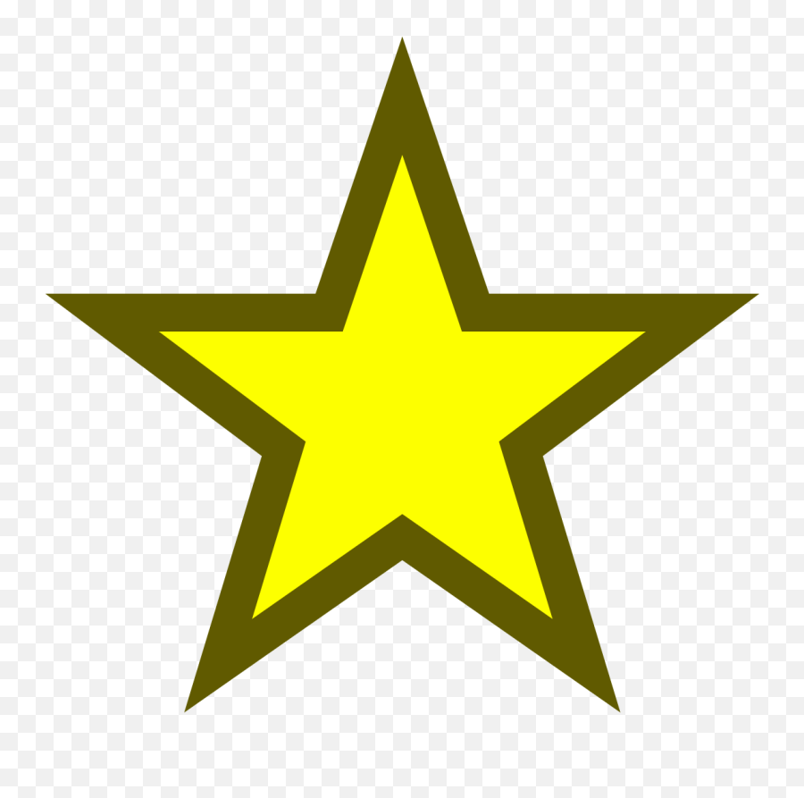 Star Symbol - Symbol For Ramadan Emoji